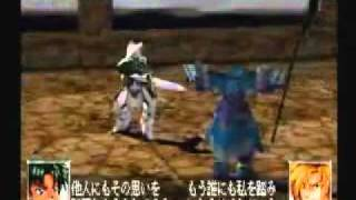Battle scene from Epica Stella (Vanguard Bandits) on PS1. Don't for...
