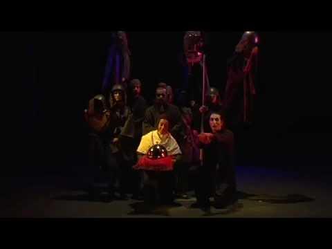 CIRCULO DE GIZ CAUCASIANO de Bertolt Brecht - O TEATRÃO