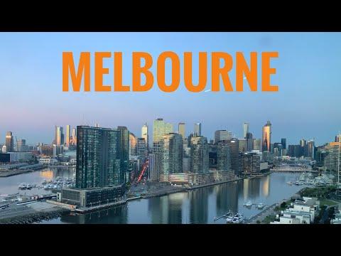 Melbourne City Skyline... 12 Months On
