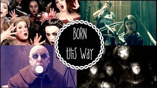 The Addams Family Were Born This Way