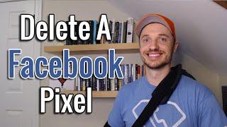 How To Delete A Facębook Pixel