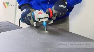 Genesis Dust Extracting - Drilling