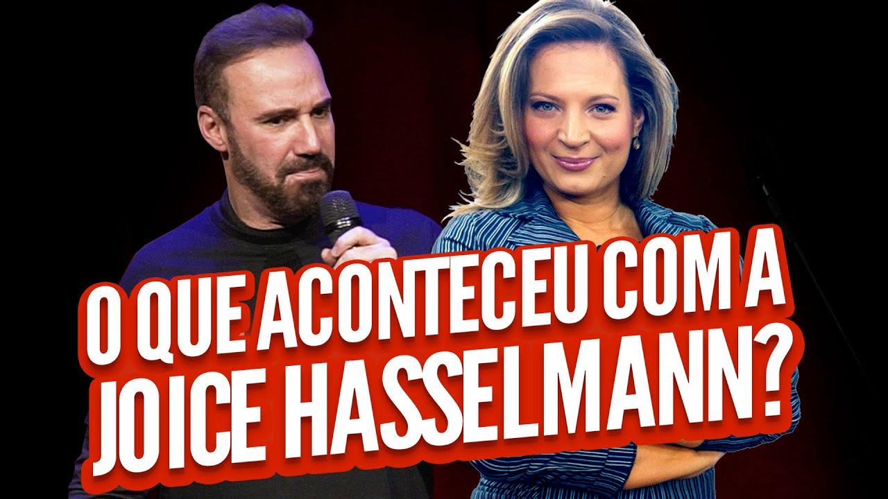 O CASO DA JOICE HASSELMANN - COMÉDIA STAND UP DIOGO PORTUGAL