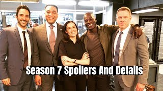 The Blacklist Season 7 Spoilers And Details