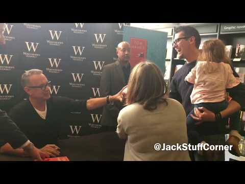 Tom Hanks London Book signing - a day to remember :)