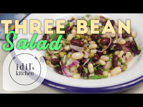 Three Bean Salad ���� VEGAN ��
