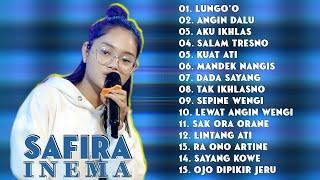 Safira Inema [Full Album] Dangdut Koplo Terbaru 2021 Terpopuler Saat Ini   Lagu Merdu Safira Inema