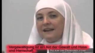 Warum trägt eine Muslimische Frau ein Kopftuch Deutscher Untertitel