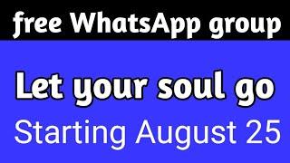 (9999290019) Let your soul go