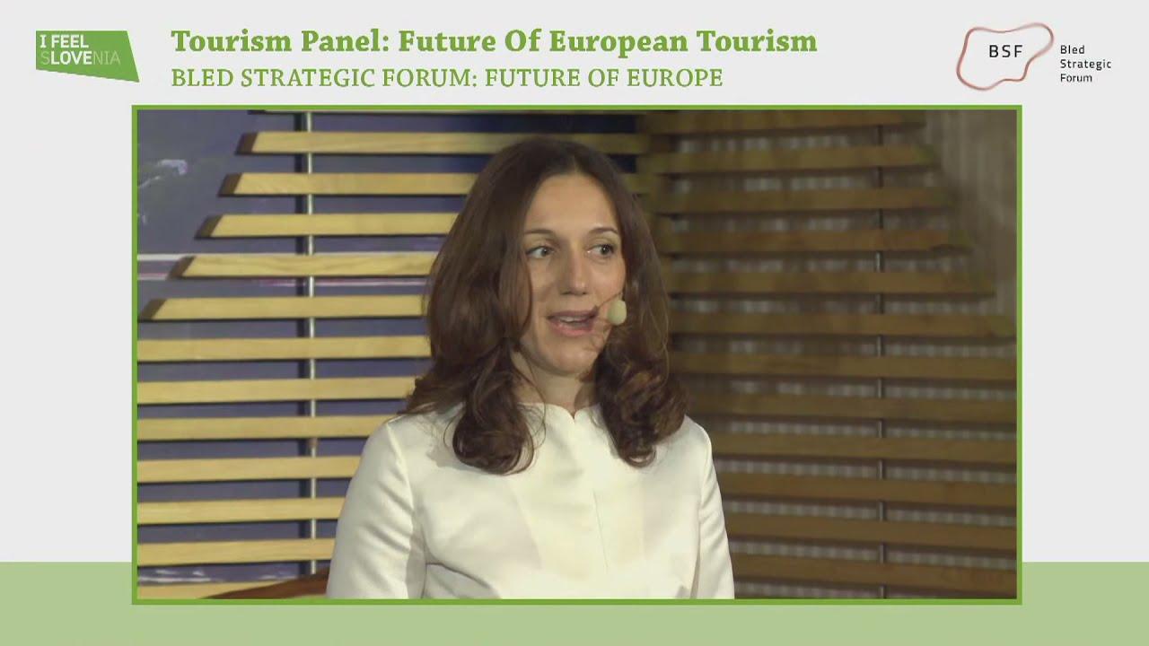 Galleria Online gli highlights e il video del pannello dedicato al Turismo del 16mo Bled Strategic Forum, strategico per EUSAIR! - Video 1 di 1