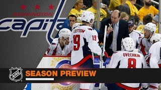 31 in 31: Washington Capitals 2018-19 season preview