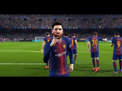 PES 2018 : Lionel Messi - Ultimate Goals &...