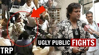 5 Bollywood Actors Who Got Into Ugly Public Fig...