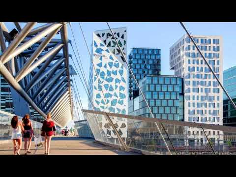 OSLO (NORWAY) evolution and its future MEGA PROJECTS.