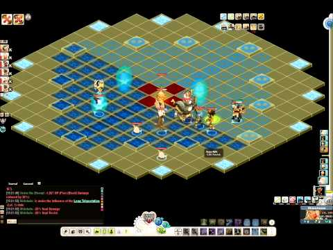 Wakfu Dungeon XeloriumHC -Vertox the Eternal