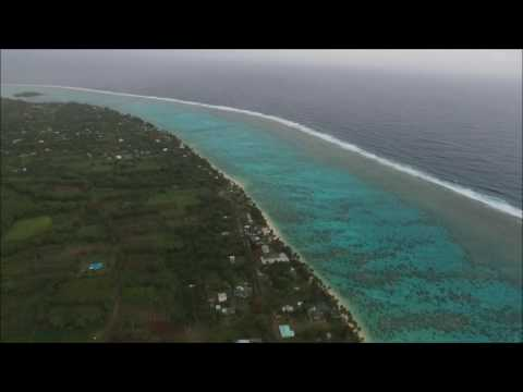 Titikaveka, Rarotonga, Cook Islands Part 1 2016