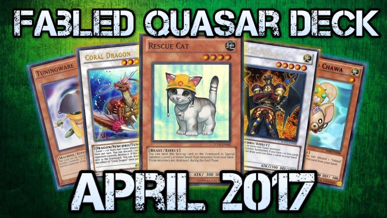 quasar deck 2017