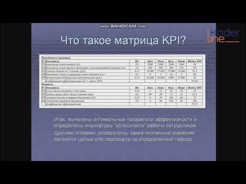 Вебинар «Использование системы KPI в программе 1С:ЗУП КОРП»