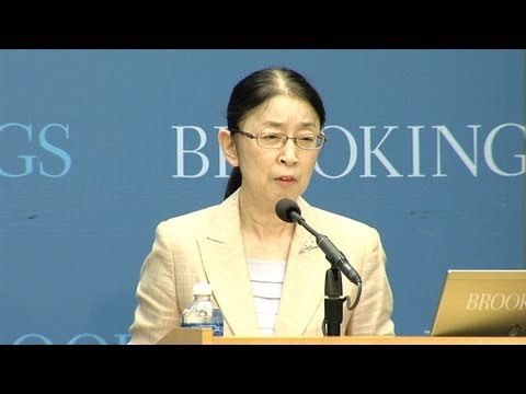 Keynote Address -  Working Women and Japan's Economic Revival