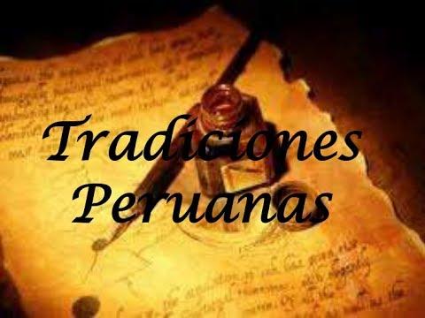 Tradiciones Peruanas  - Don Dimas de la Tijereta (Ricardo Palma)