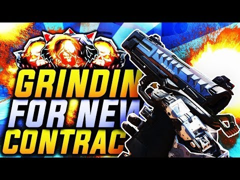 BLACKOPS3 - Grinding For New Contract