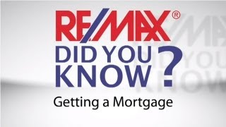 Need a Mortgage? Let RE/MAX Help