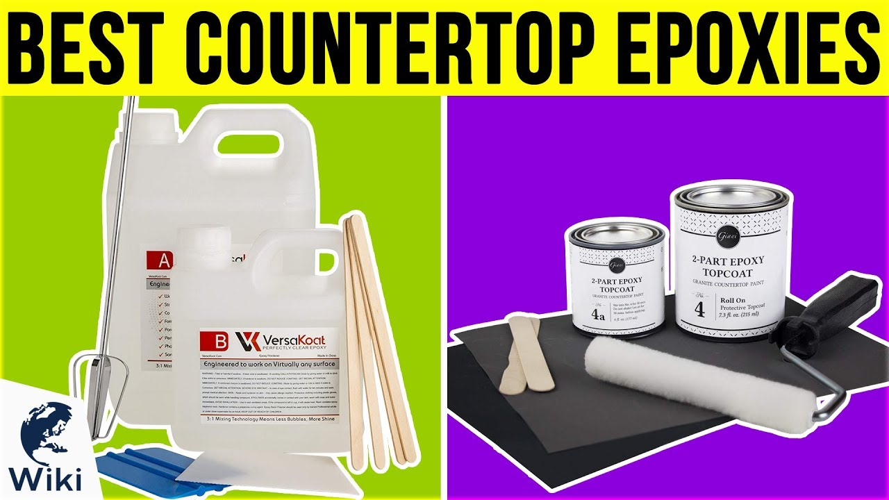 Top 10 Countertop Epoxies of 2019 | Video Review