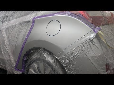 Car Yard Spot Repair Part 2: Paint & Polish