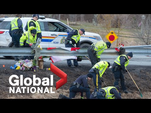 Global National: April 23, 2020 | Exclusive new details on Nova Scotia gunman's rampage
