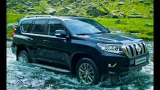 2018 Toyota Land Cruiser Prado Interior, Exterior and Accessories