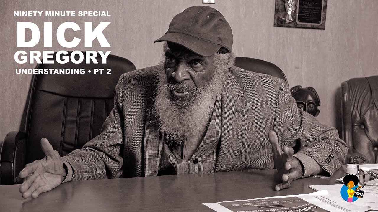 Dick Gregory - Understanding Part 2 (90 Minute Special)