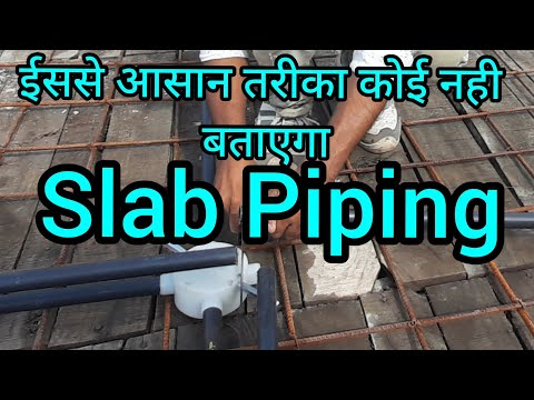 Electric pipe fitting in slab full details from YouTube · Duration:  10 minutes 4 seconds