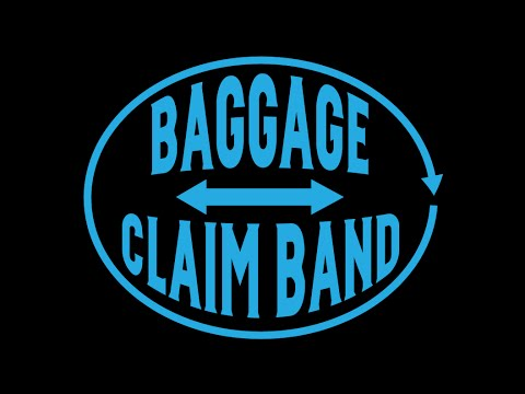 BAGGAGE CLAIM BAND PERFORMING COVER OF LOW PLACES