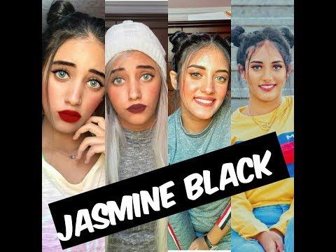 تجميعة ميوزكلي و تيك توك جاسمين ابراهيم (Jasmine Black) مقاطع جديده