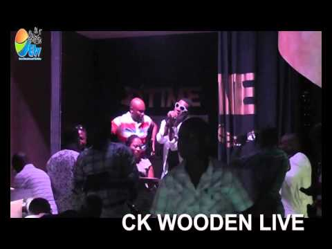 CK WOODEN LIVE PERFORMANCE (EBEANO SINGLE ALBUM LAUNCHING)