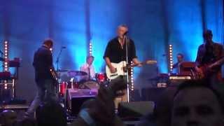 Ulf Lundell - Folket bygger landet (live @ Slottsruinen, Borgholm 11.07.2013)