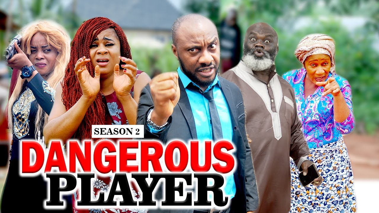 Download DANGEROUS PLAYER 2 (YUL EDOCHIE) - LATEST NIGERIAN NOLLYWOOD MOVIES