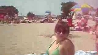 fatties on beach