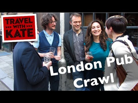 How the Locals Do Pubs in London on Travel with Kate