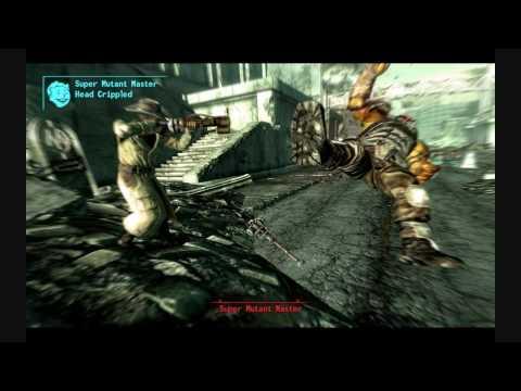 Fallout 3 Railway Rifle