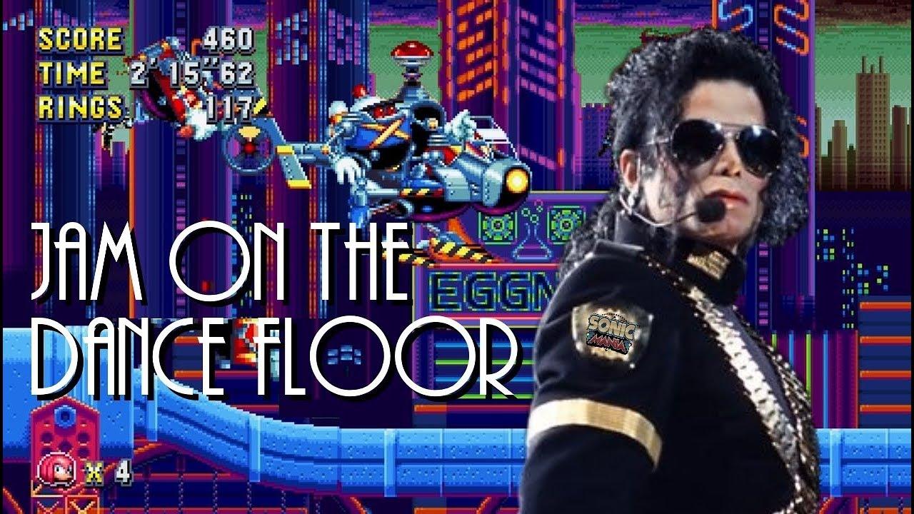 Michael Jackson Vs Sonic Mania
