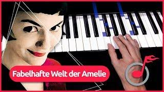 Klavier lernen: Die fabelhafte Welt der Amelie