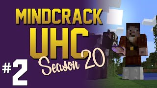 Mindcrack UHC Season 20 - Episode 2 - Iron for Days