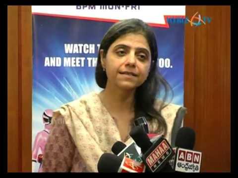 Nina Elavia Jaipuria - Nickelodeon India