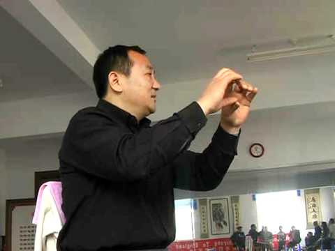 Zhuang Zi philosophy related to Tai Chi and life