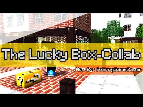 Collab - The Lucky Box-Collab [Minecraft Animation]