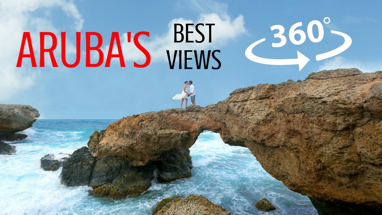 Aruba's Top 5 Views in VR / 360 Degrees