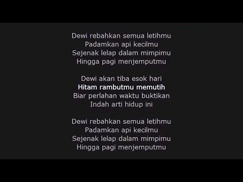 Threesixty - Dewi (Lyrics)