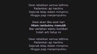 Threesixty - Dewi (Lyric)