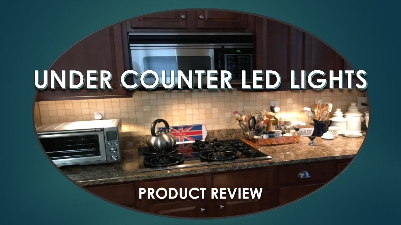 Under Cabinet Lighting Product Review